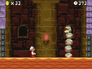 NSMB Screenshot Mumien-Pokey
