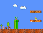 SMB World 2-1 NES 2