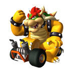 MKDS Artwork Bowser
