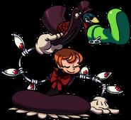 Skullgirls Botte de Goomba