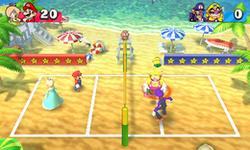 Beach-volley délire - MPTT100