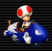 BulletBike-Toad