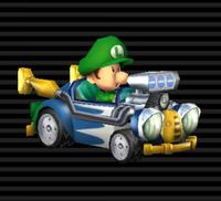 Doryphare Bébé Luigi