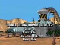 Hunka Hunka Burnin' Bluster