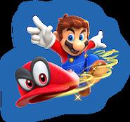SMO Art - Mario 3