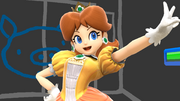 SSBU Daisy
