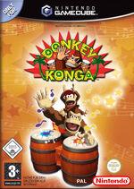 Verpackung Donkey Konga