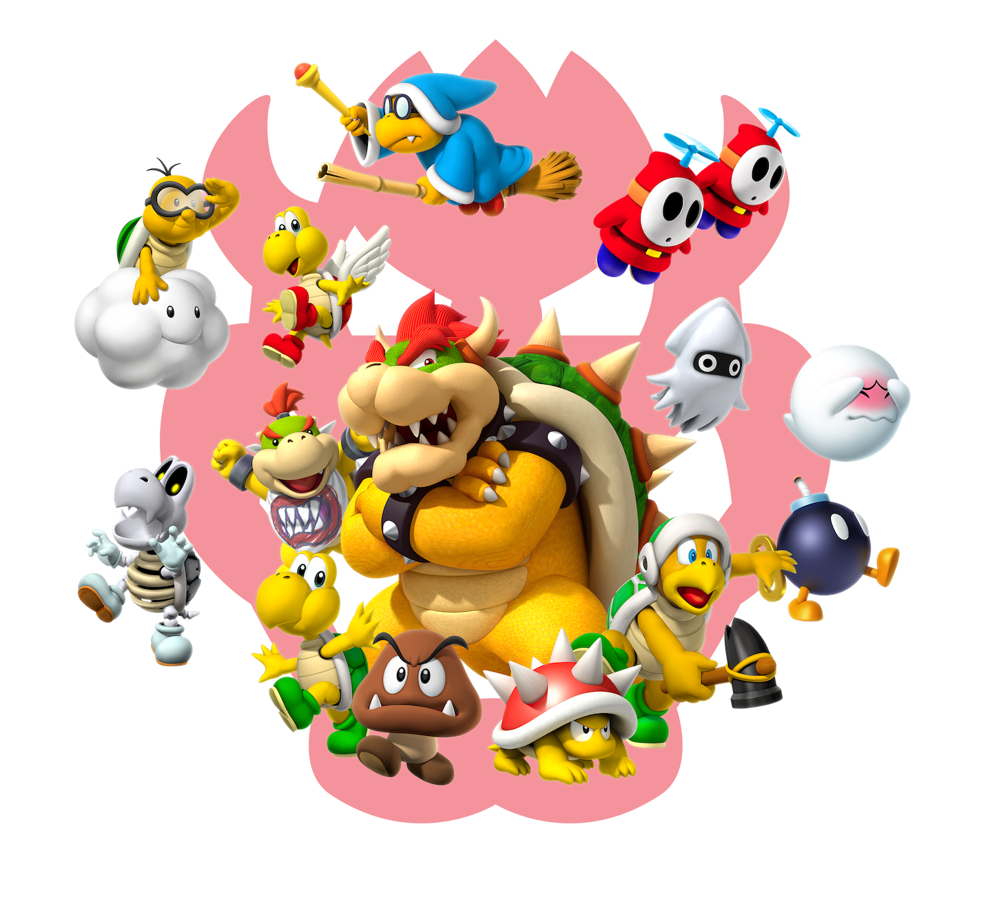 270px-Koopa Troop artwork