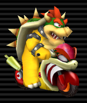 Bowser Bécane Bowser