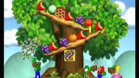 Mario Party 2- Fruchtkorb (Honeycomb Havoc)