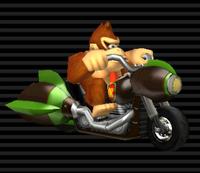 Propulsor Donkey Kong