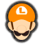 Icône Luigi orange Ultimate