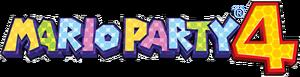 Mario Party 4 (logo)