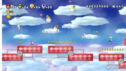 New Super Mario Mii.