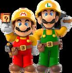 SMM2-Mario&Luigi-2