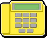 WWGTéléphone9-VoltIcône