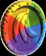 DK64 Sprite Regenbogenmünze