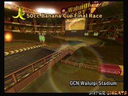 MKDD Waluigi Stadium