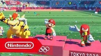 Mario & Sonic bei den Olympischen Spielen Tokyo 2020 - E3 2019-Trailer (Nintendo Switch)