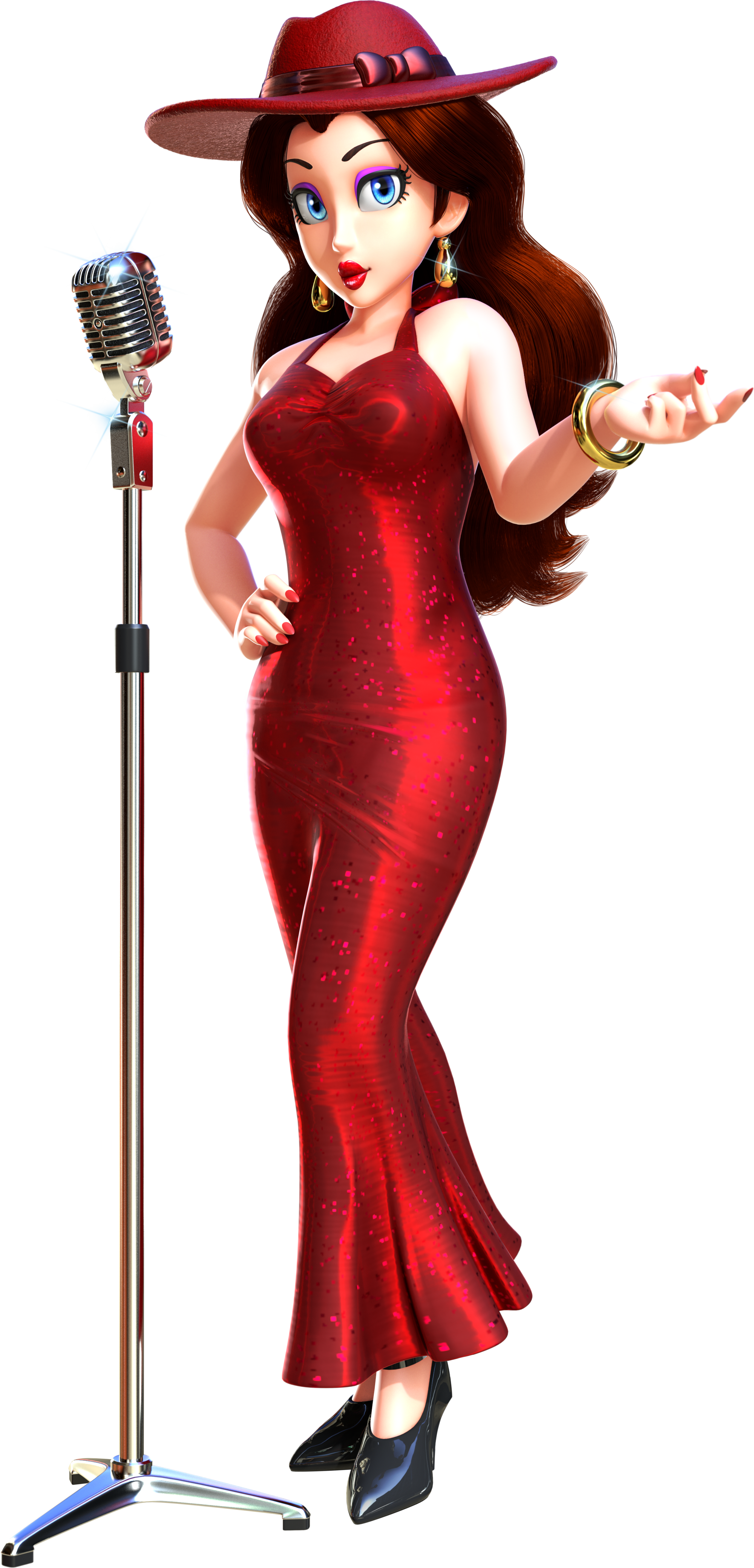 Pauline | MarioWiki | FANDOM powered by Wikia