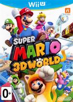 Super Mario 3D World русская обложка