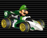 Intrépide II Luigi