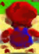 Mario blood
