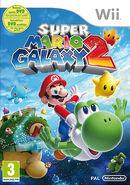 Verpackung Super Mario Galaxy 2 EU