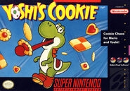 Yoshis Cookie (SNES) (NA)