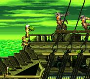 DKC2 Screenshot Klapper-Misere 4