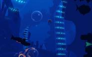 DKCTF Screenshot 4-3 Tiefseetourismus (Metroid Easter Egg)