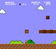 SMB Empty Block Screenshot