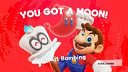 Smart Bombing Power Moon