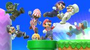 Félicitations Mario Ultimate