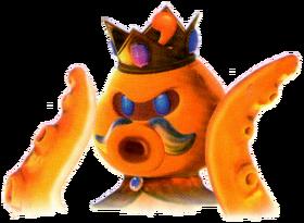King Kaliente, Super Mario Galaxy