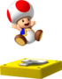 Toad Artwork - Mario Party 9