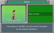 BISDX- Dieter Profile