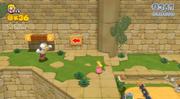 Chuck en super Mario 3DS