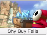 Cataratas Shy Guy