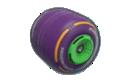MK8 Sprite Slick-Reifen (Violett)