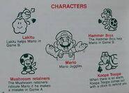 Mario The Juggler Mode d'emploi