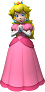 Princess Peach Artwork - Mario Party 6