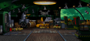 The Flying Krock - Arena - NTSC Region - Donkey Kong Country 2
