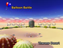 Thwomp Desert
