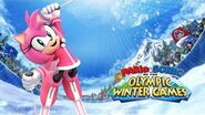 Amy Voice Clips Mario & Sonic at the Olympic Winter Games