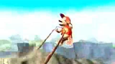 Donkey Kong Racing GameCube 2001 Tech Demo UNRELEASED!-0