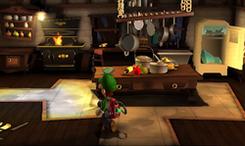 LM2 Screenshot Küche