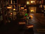 Library (Luigi's Mansion: Dark Moon)