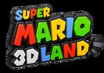 Logo Super Mario 3D Land