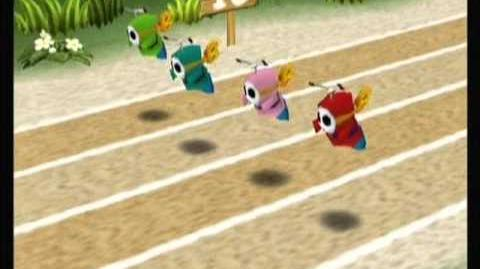 Mario Party 2- Robo-Marathon (Mecha-Marathon)